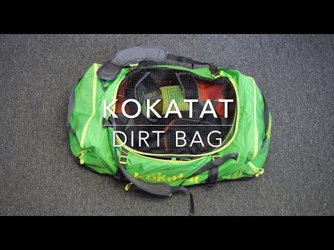 Gear  Spotlight - Kokatat, Dirt Bag