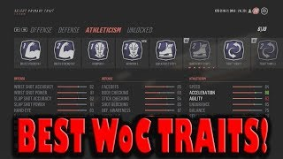 NHL 19 Best Traits To Use In World Of Chel!