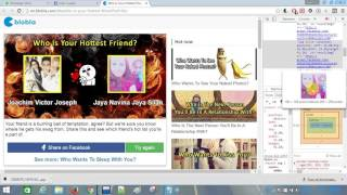 How to hack facebook quiz