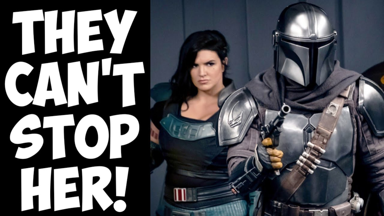 Gina Carano Twitter drama explained: Latest Mandalorian episode ...