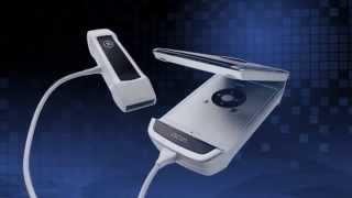 видео Карманный ультразвуковой сканер