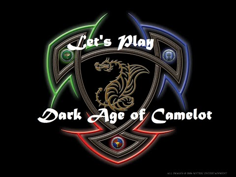 Let's Play! Dark Age of Camelot – Getting Started Pt. 1 (Albion; Heretic)