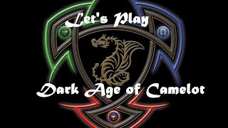Let's Play! Dark Age of Camelot - Getting Started Pt. 1 (Albion; Heretic)