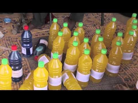 Fabrication de Savon liquide par « GOREYE-BEN »