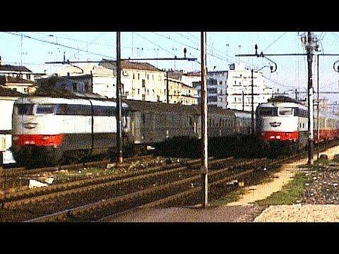 Stazione Milano-Lambrate 1977 & 2012 - Transiti cambiati