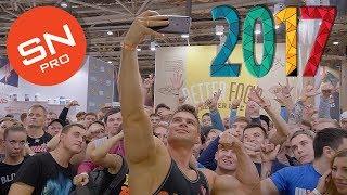 Красивое видео о выставке SN Pro 2017.