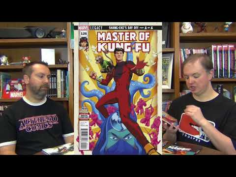 Comics Are Awesome #18: Thor Ragnarok Review plus Star Wars goes back to Jedha