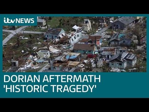 Hurricane Dorian: Witnessing