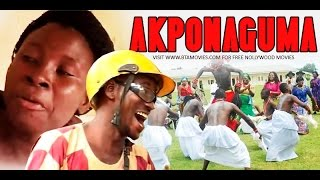 AKPONAGUMA - URHOBO DANCE NOLLYWOOD MOVIE