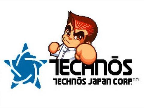 Technos Japan Video Games 1981-1996