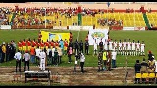 روبرتاج قناة RTG عن مباراة غينيا 1-1 المغرب / Guinee1-1 Maroc U17