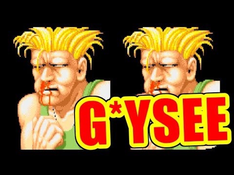G*YSEE(異常ッぽゐ) - SUPER STREET FIGHTER II X for 3DO