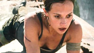 TOMB RAIDER All Trailer + Movie Clips (2018)