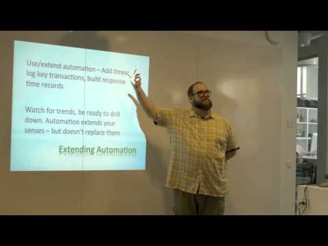Performance Testing in Agile Contexts - Eric Proegler