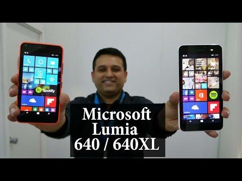 Microsoft Lumia 640 XL Dual SIM Review Videos
