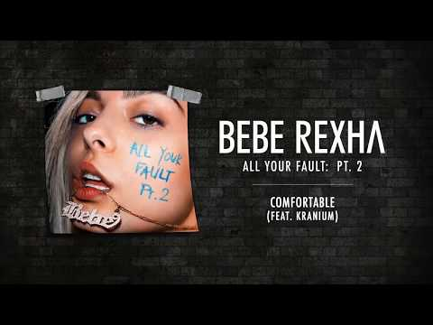 Bebe Rexha   Comfortable Feat  Kranium (TRADUÇÃO)