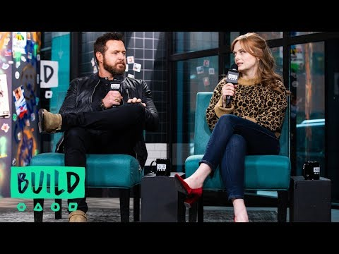 """Alex Paxton-Beesley & A.J. Buckley On WGN America's """"Pure"""""""