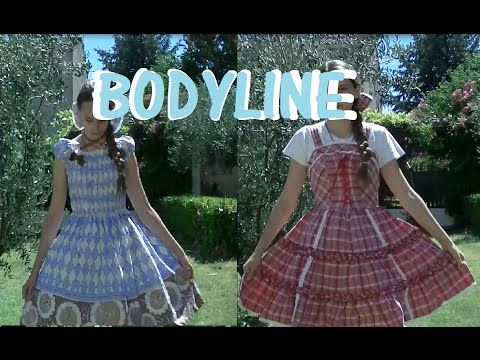 Unboxing robes Bodyline