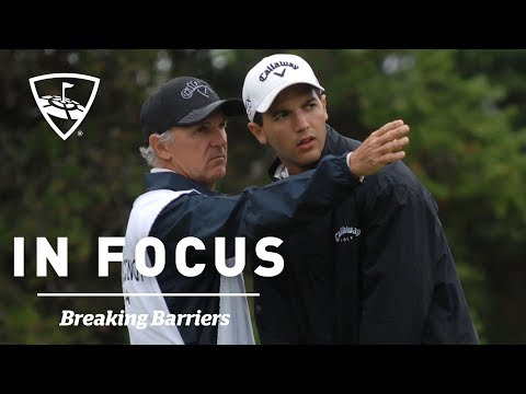 The Blind Golf Champion | In Focus | Topgolf