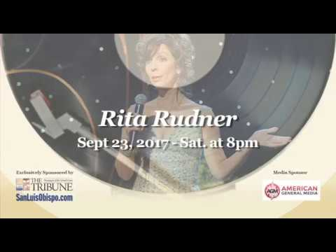 Rita Rudner at The Clark Center