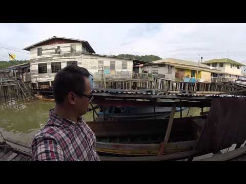A Bruneian Martial Artist's Journey - Water Village (Kampung Ayer)