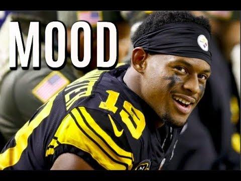 "JuJu Smith-Schuster Rookie NFL Highlights || ""MOOD"" ft. Lil Uzi Vert (2018)"