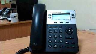Як переглянути пропущені дзвінки на телефон Grandstream 1400/1450
