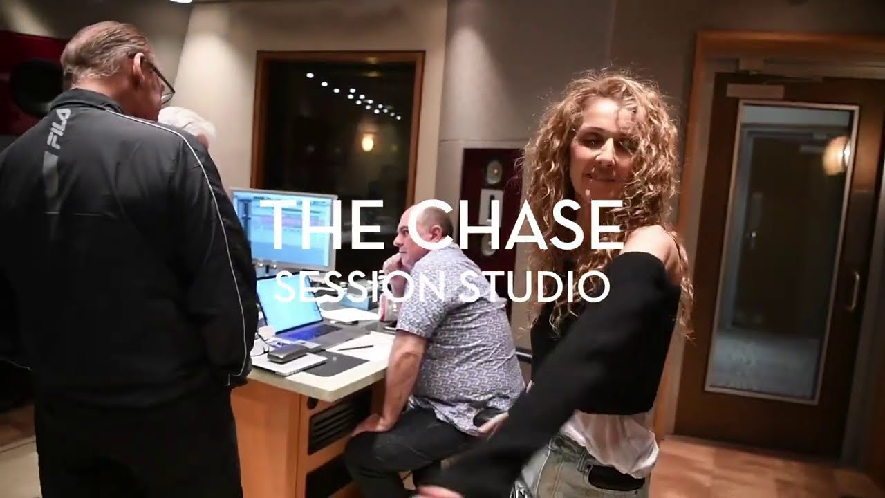 Céline Dion - Les session studio Courage - The Chase