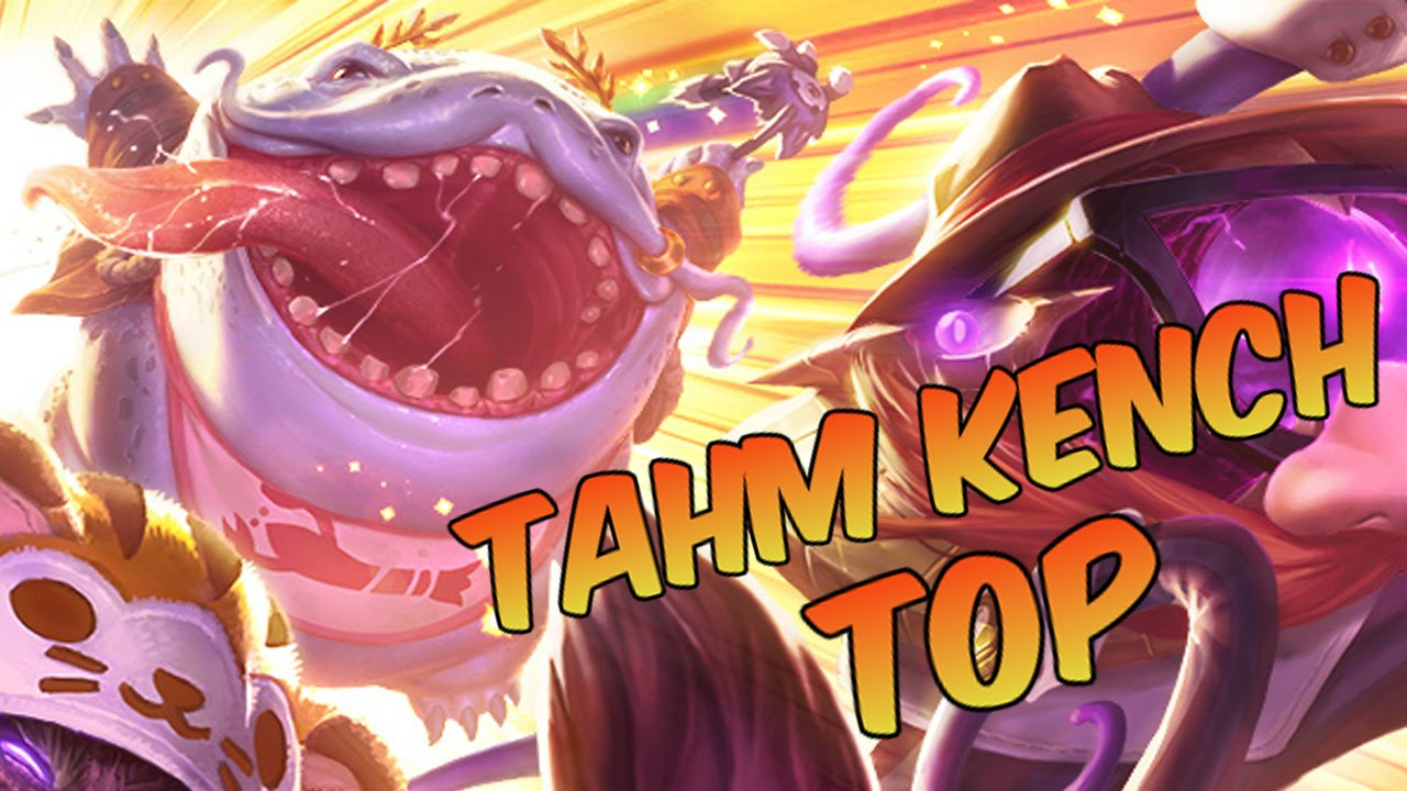 how to build tahm kench