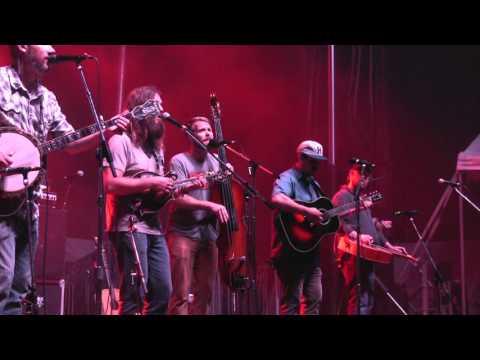 Grey Fox Bluegrass Festival presents Greensky Bluegrass 2015