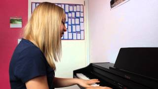 Standing in the Way of the Light - Birdy ( Cover )