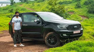 2020 Ford Endeavour Sport - Comfy Full-Size SUV | Faisal Khan