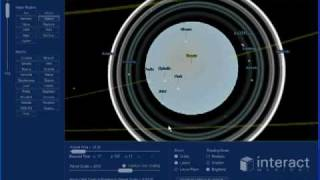 Interactive 3D Solar System Simulation -free download