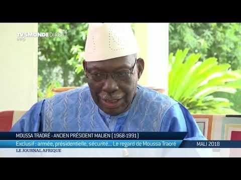 """Mali - Barkhane, G5 Sahel... """"C'est la honte de notre pays"""" selon Moussa Traoré"""