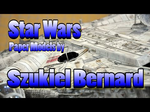 Papercraft Star Wars Paper Models