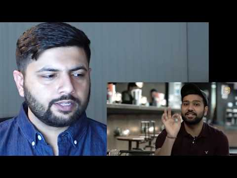 Pakistani Reacts to Breakfast With Champions | Rohit Sharma