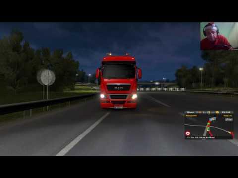 ETS2 - Full Pack - 56# Vive La France 1 of 10, Excellent, Paris - Nantes 519 km