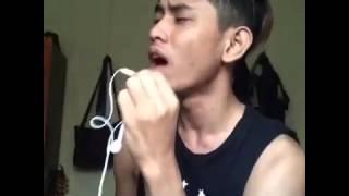 listen beyonce cover by khai bahar ( sing smule karaoke )