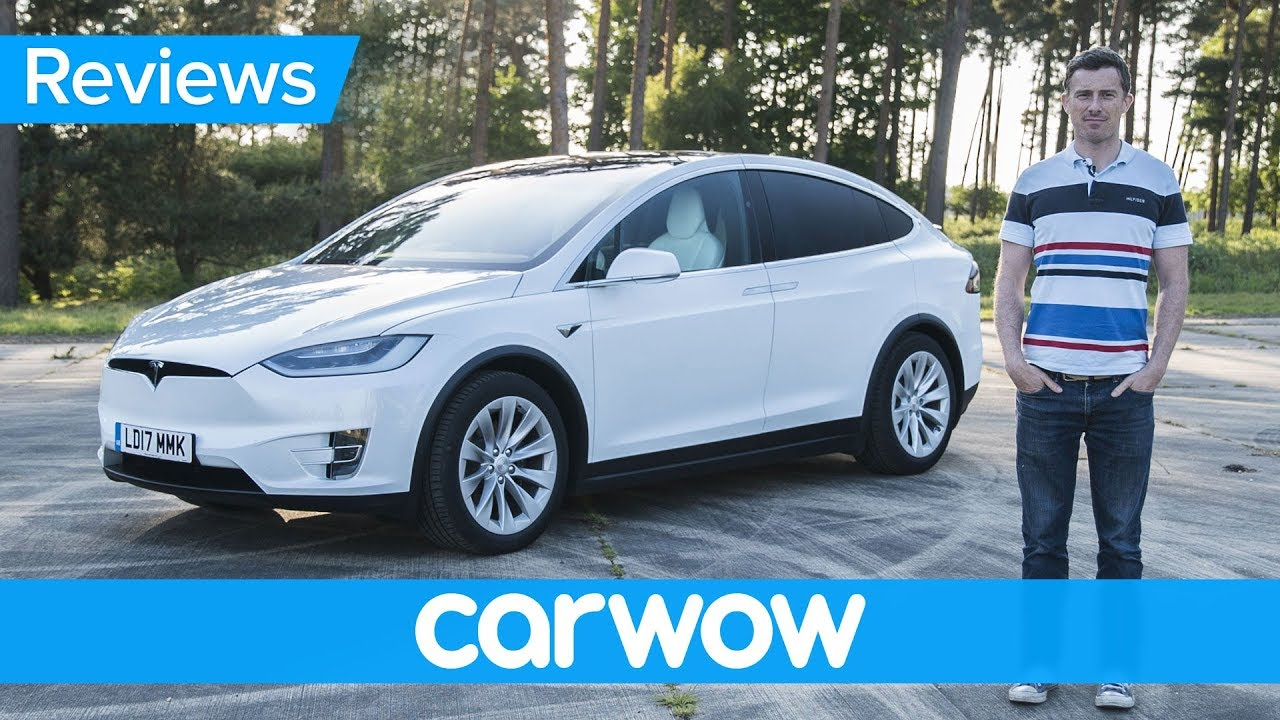 2018 tesla x. exellent 2018 tesla model x 2018 electric suv review  mat watson review intended tesla x