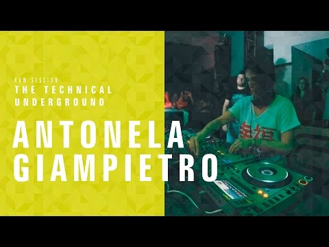 Antonela Giampietro - Connect Raw Session