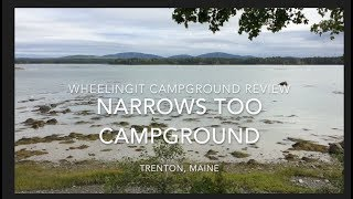 Narrows Too Campground Review