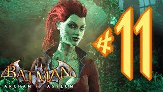 Batman Arkham Asylum - Parte 11 : Hera Venenosa e Busca Pelo Crocodilo!!! [PC 60FPS - LEG - PT-BR]