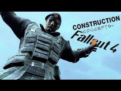 Fallout 4 Construction Concept Base (Includes Construction)#10