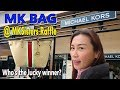 MICHAEL KORS: GIVE AWAY SHOPPING AND MORE (May nanalo na!) - VLOG 025