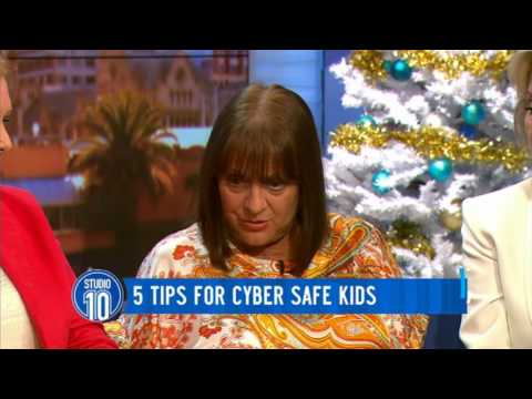 Parents' Guide To Cyber Safety