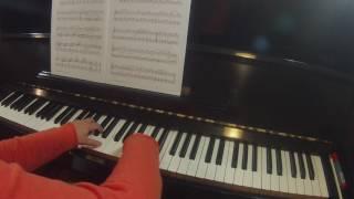 Arabesque op 100 no 2 by Johann Friedrich Burgmuller RCM piano etudes grade 3 Celebration Series