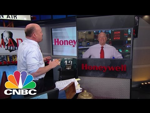 Honeywell CEO: 3 Steps to Success | Mad Money | CNBC