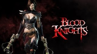 Blood Knights Gameplay (PC HD)