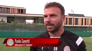 Match preview Frosinone - FC Südtirol: interview with coach Zanetti