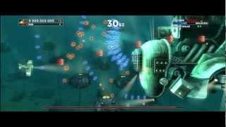 Sine Mora Boss 02 - Acridoidea - Insane S+